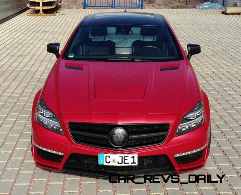 Mercedes-Benz CLS by German Special Customs 20