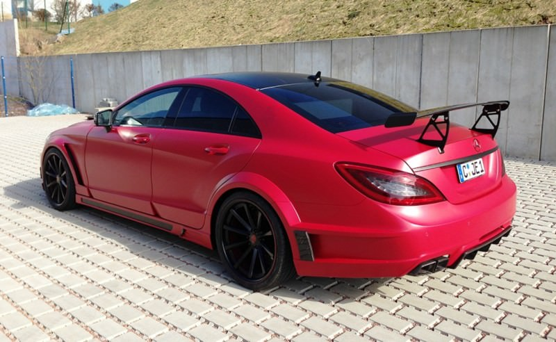 Mercedes-Benz CLS by German Special Customs 21