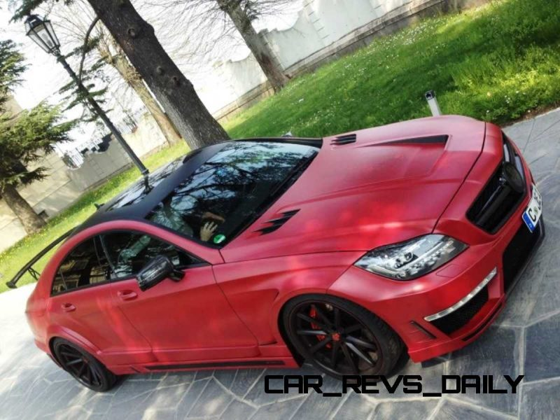 Mercedes-Benz CLS by German Special Customs 25