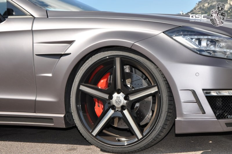 Mercedes-Benz CLS by German Special Customs 28