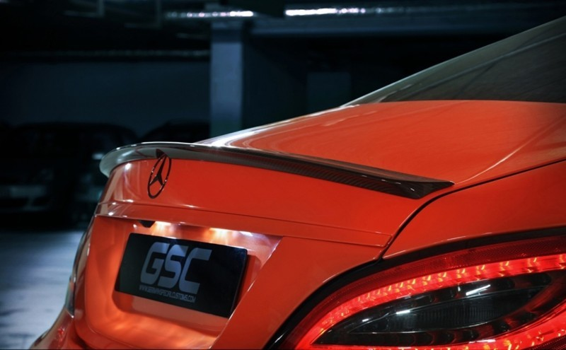 Mercedes-Benz CLS by German Special Customs 4