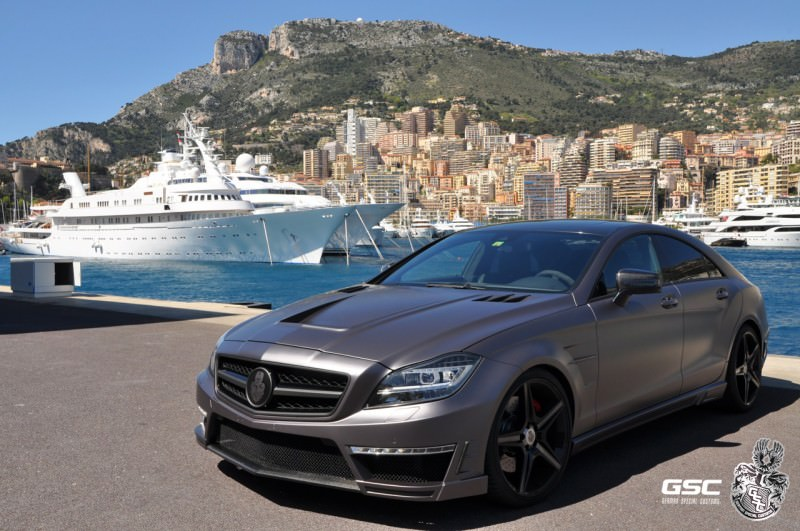 Mercedes-Benz CLS by German Special Customs 42