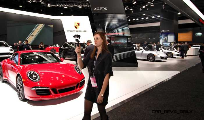 NAIAS 2015 Showfloor Gallery - Day Two in 175 Photos 108