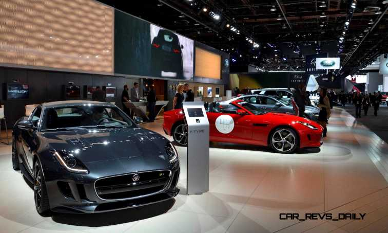 NAIAS 2015 Showfloor Gallery - Day Two in 175 Photos 84