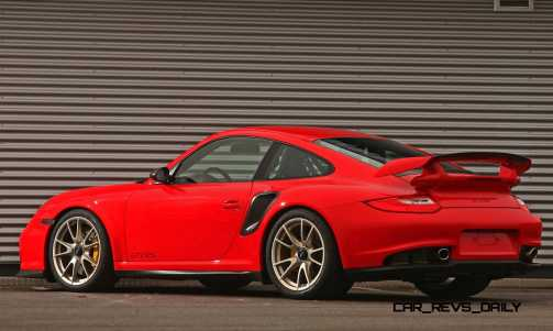 Porsche 911 GT2 RS by WIMMER 10