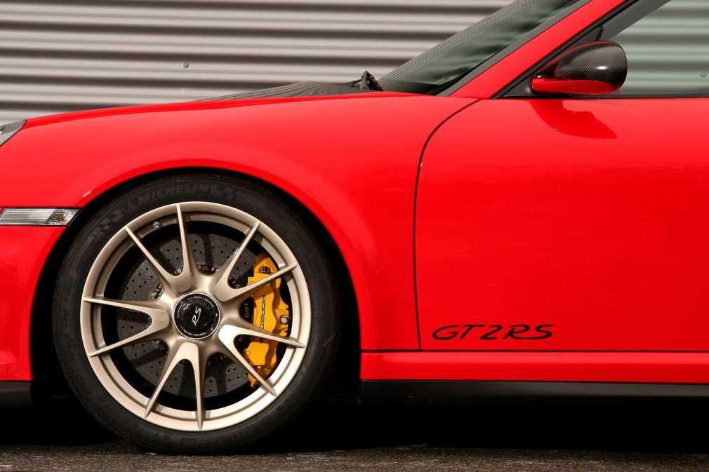 Porsche 911 GT2 RS by WIMMER 5