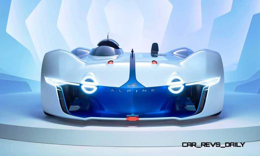 Renault ALPINE Vision Gran Turismo 16