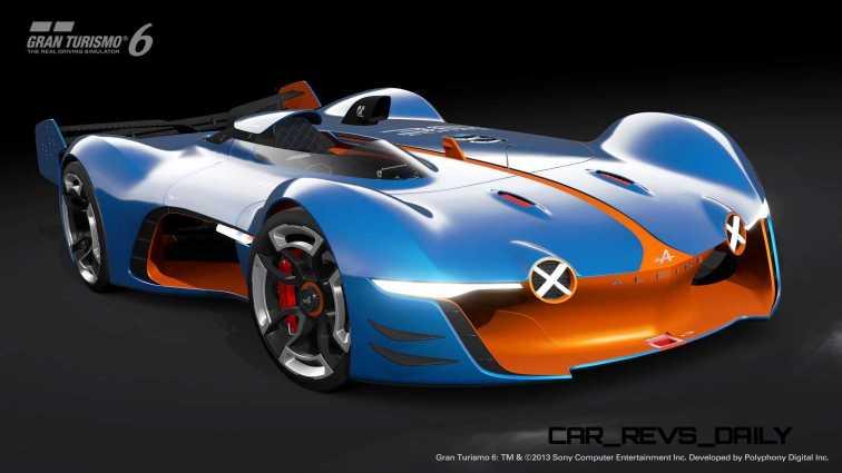 Renault ALPINE Vision Gran Turismo 49