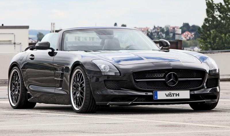 VATH Blacks-Out SLS AMG Roadster 4