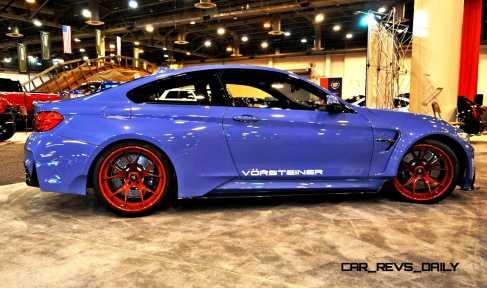 Vorsteiner 2015 BMW M4 GTRS4 by ELITE Customs TX 15