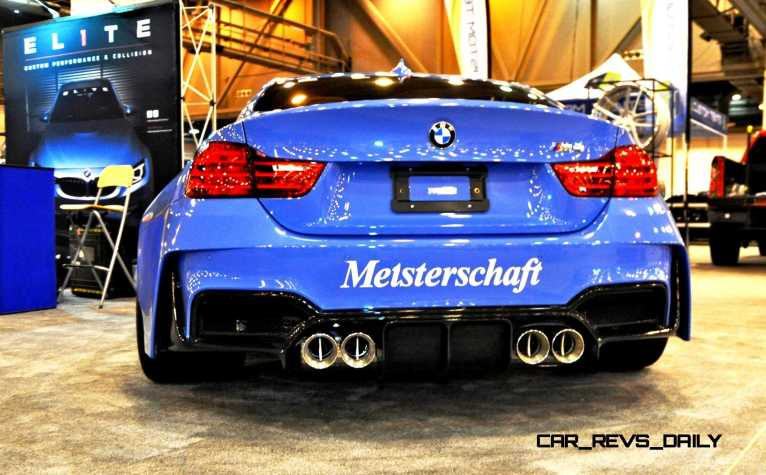 Vorsteiner 2015 BMW M4 GTRS4 by ELITE Customs TX 7