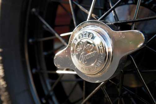 1931 Alfa Romeo 6C 1750 Gran Sport Spider by Zagato 20