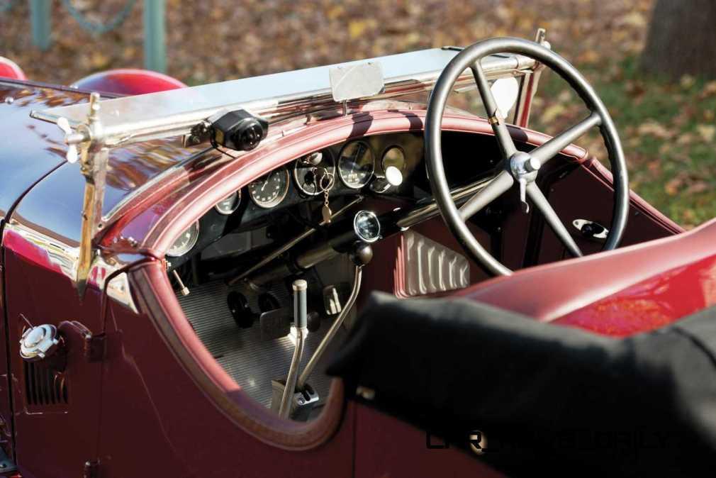1931 Alfa Romeo 6C 1750 Gran Sport Spider by Zagato 33