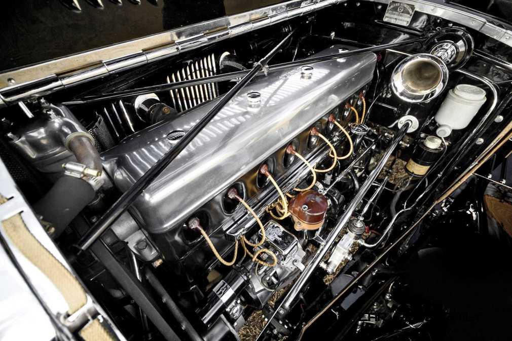 1935 Mercedes-Benz 500-540K Cabriolet A by Sindelfingen 24