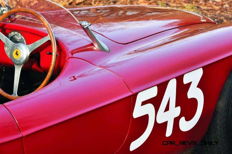 1952 Ferrari 212 Export Barchetta by Touring Superleggera 13