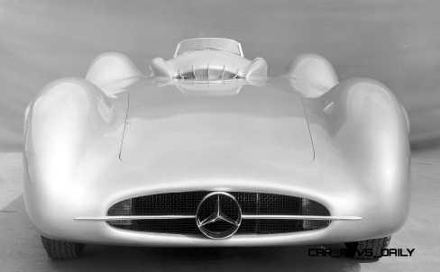 1954 Mercedes-Benz 'Blue Wonder' Race Transporter 45