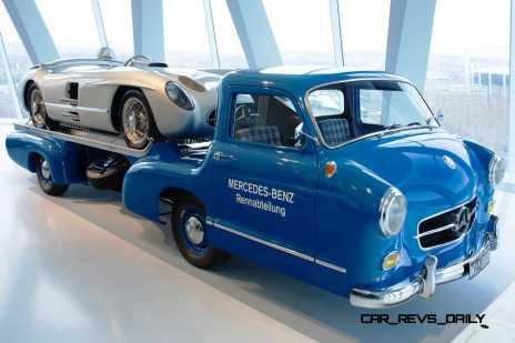 1954 Mercedes-Benz 'Blue Wonder' Race Transporter 63
