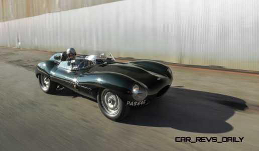 1955 Jaguar D-Type Twin-Cowl 10