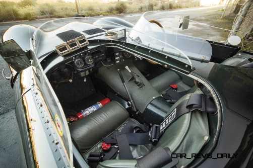 1955 Jaguar D-Type Twin-Cowl 12