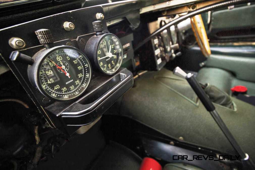 1955 Jaguar D-Type Twin-Cowl 14