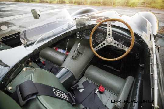 1955 Jaguar D-Type Twin-Cowl 5