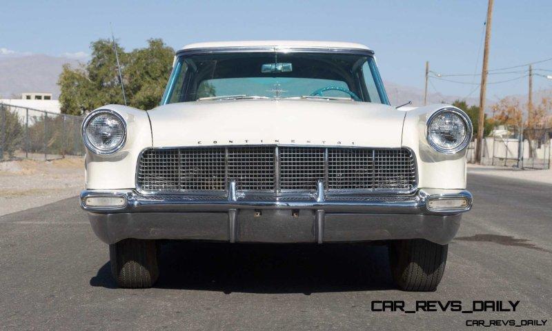 1957 Lincoln Continental Mark II 3
