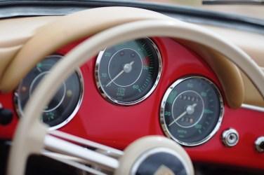 1958 Porsche 356A 1600 Speedster by Reutter 15