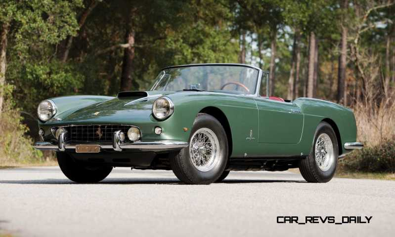 1960 Ferrari 400 Superamerica SWB Cabriolet 36