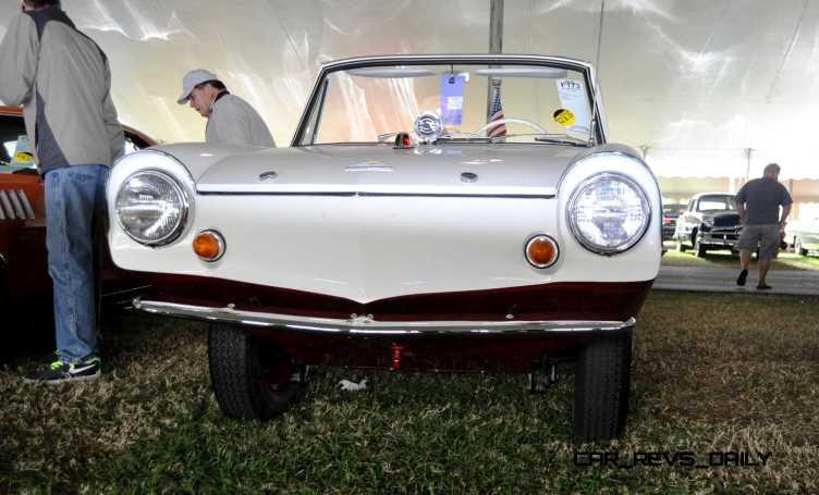 1964 Amphicar 770 10