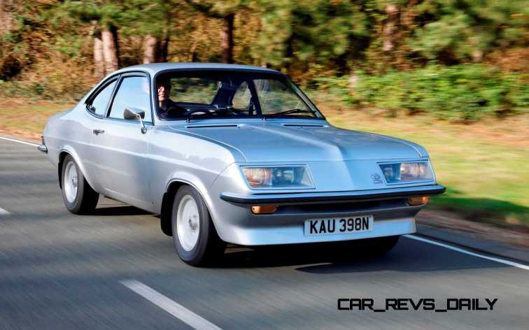 1973 Vauxhall Firenza 12