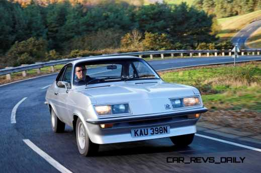 1973 Vauxhall Firenza 17