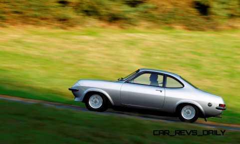 1973 Vauxhall Firenza 43
