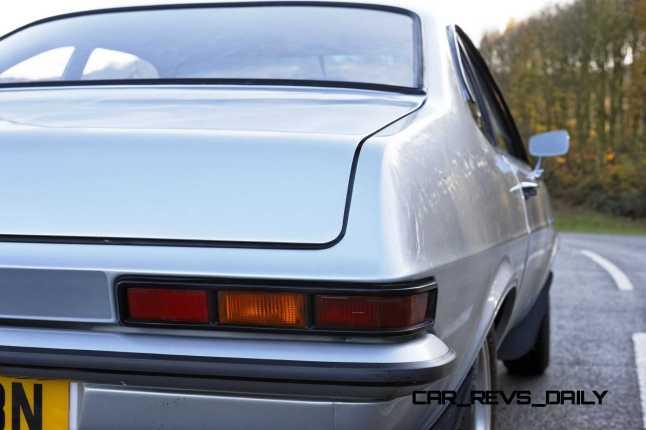 1973 Vauxhall Firenza 61