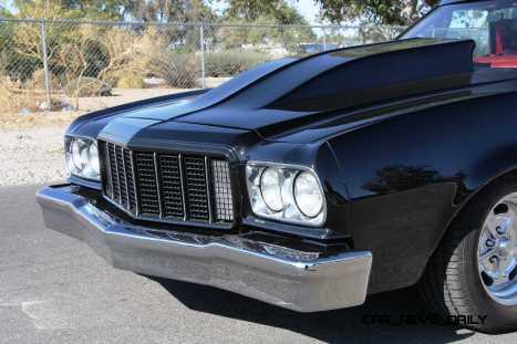 1974 Ford Ranchero Custom Dragster 10