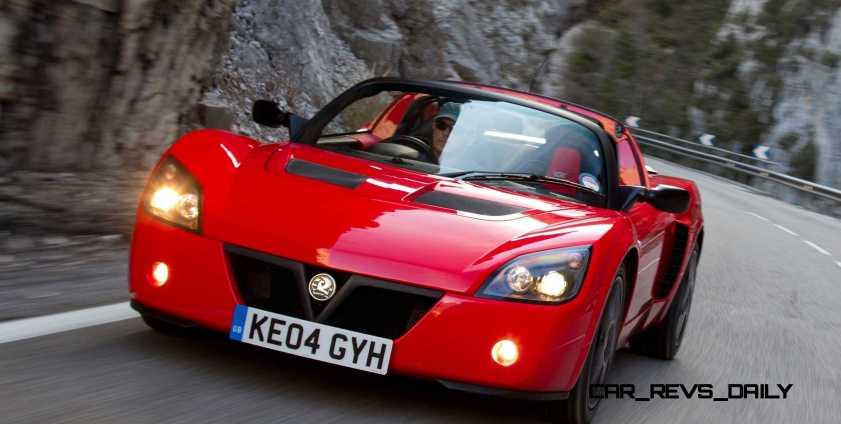 2004 Vauxhall VXR220 10