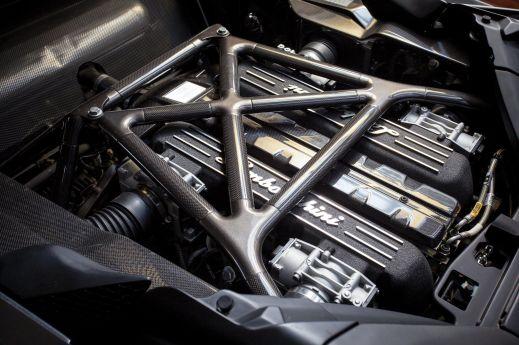 2008 Lamborghini Murcielago Roadster 3