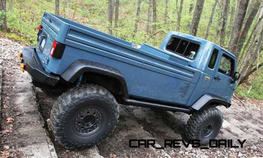2012 Jeep Mighty FC 25