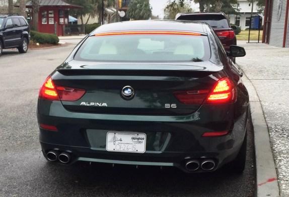 2015 BMW Alpina B6 1