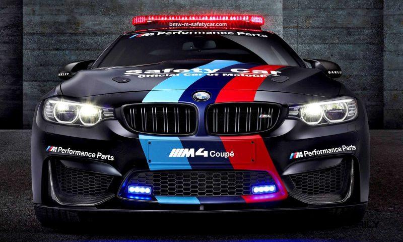 2015 BMW M4 MotoGP 10