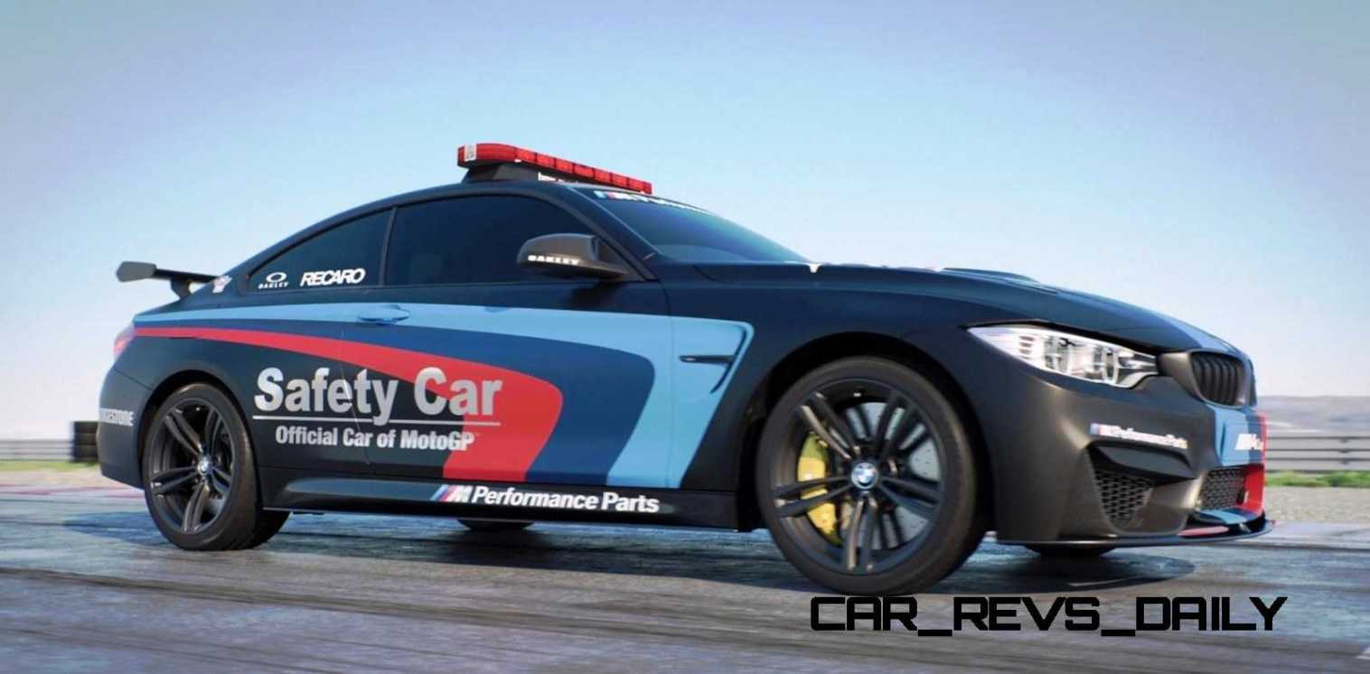 2015 BMW M4 MotoGP Safety Car - New Hydro-Cooled Boost Vaporization 18
