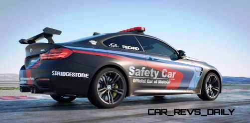 2015 BMW M4 MotoGP Safety Car - New Hydro-Cooled Boost Vaporization 32