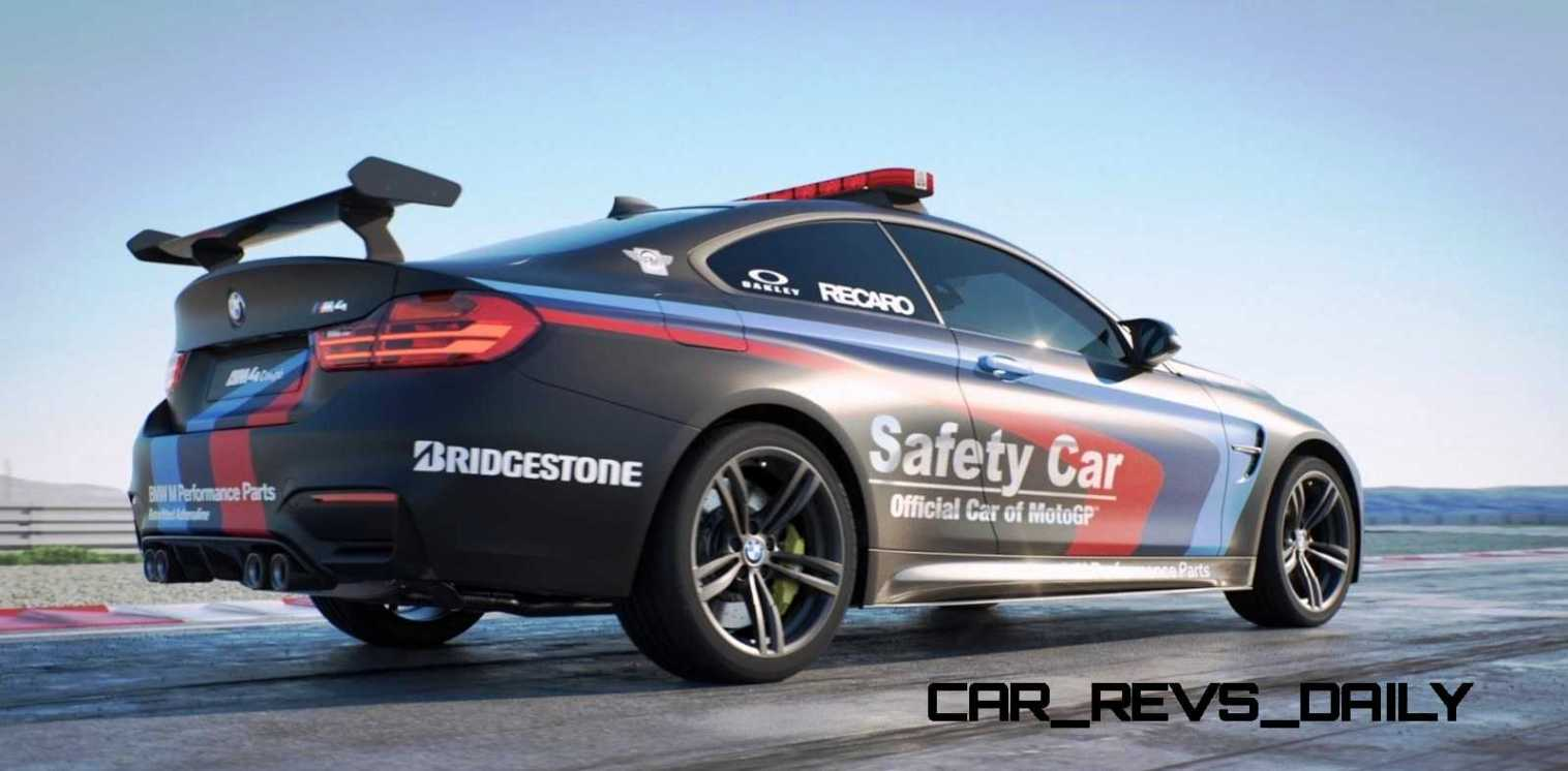 2015 BMW M4 MotoGP Safety Car - New Hydro-Cooled Boost Vaporization 34