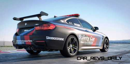2015 BMW M4 MotoGP Safety Car - New Hydro-Cooled Boost Vaporization 37