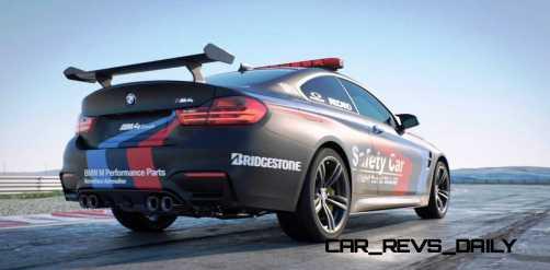 2015 BMW M4 MotoGP Safety Car - New Hydro-Cooled Boost Vaporization 39