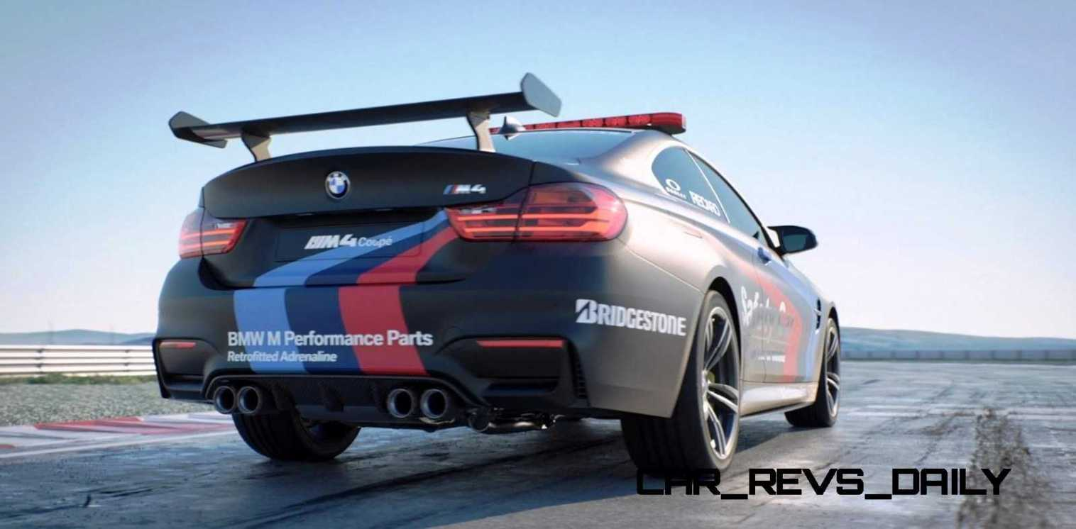 2015 BMW M4 MotoGP Safety Car - New Hydro-Cooled Boost Vaporization 41
