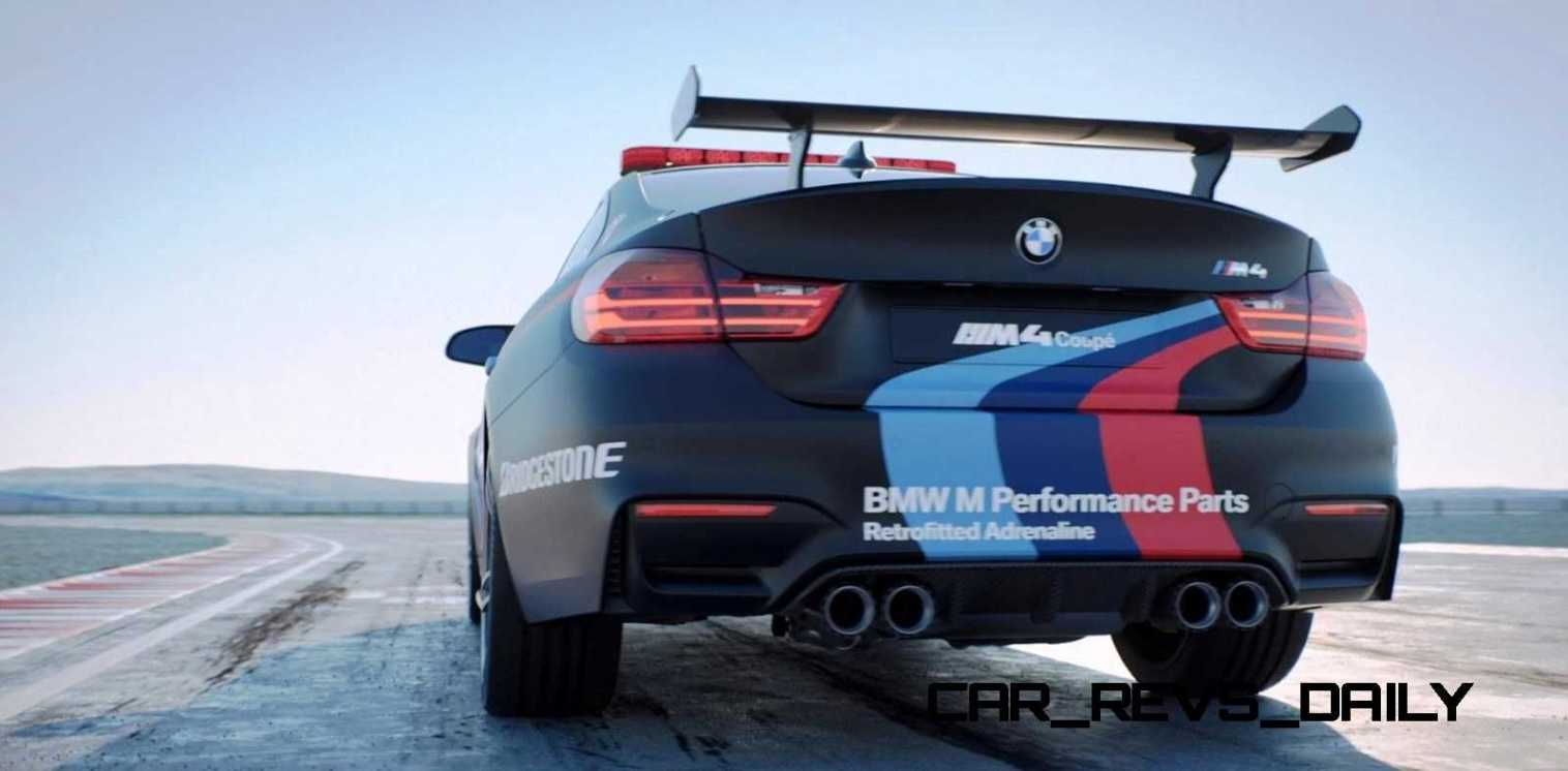 2015 BMW M4 MotoGP Safety Car - New Hydro-Cooled Boost Vaporization 52