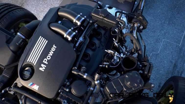 2015 BMW M4 MotoGP Safety Car - New Hydro-Cooled Boost Vaporization 78
