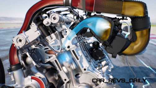 2015 BMW M4 MotoGP Safety Car - New Hydro-Cooled Boost Vaporization 83