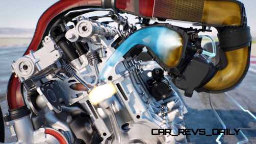 2015 BMW M4 MotoGP Safety Car - New Hydro-Cooled Boost Vaporization 84