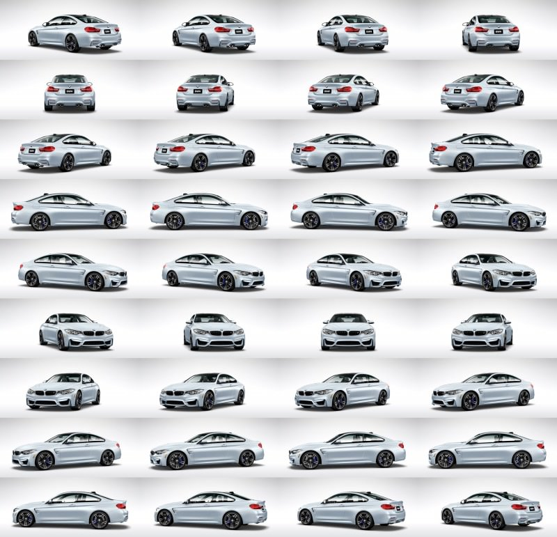 2015 BMW M4 Silverstone Metallic